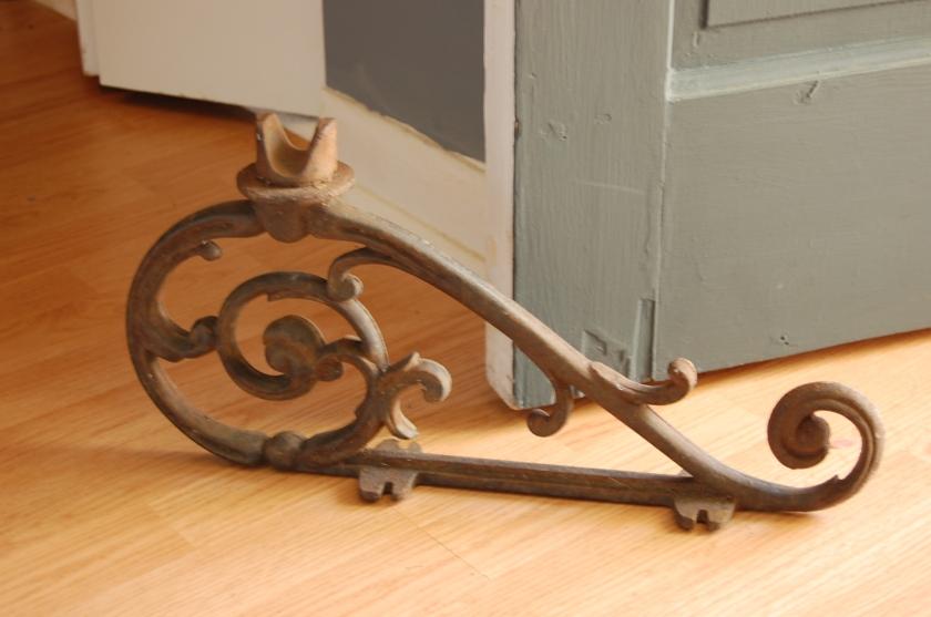 """iron """"doorstop"""""""