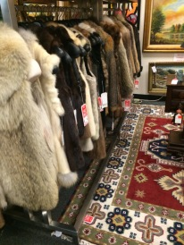 Furs for days!